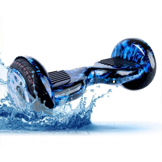 Гироскутер GT Smart Wheel 10.5 Синий огонь